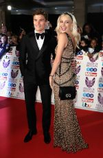 PIXIE LOTT at Pride of Britain Awards 2017 in London 10/30/2017