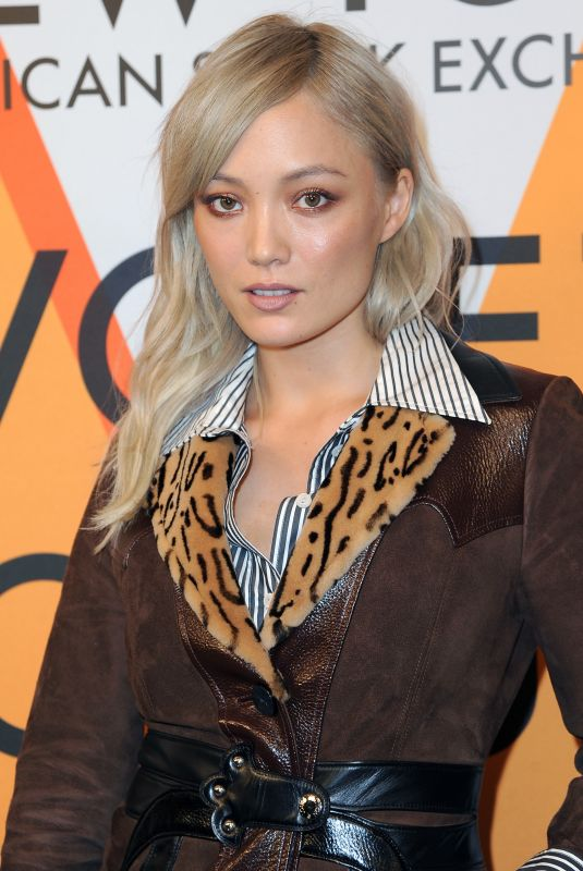 POM KLEMENTIEFF at Volez, Voguez, Voyagez: Louis Vuitton Exhibition Opening in New York 10/26/2017