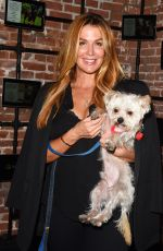 POPPY MONTGOMERY at Much Love Animal Rescue Spoken Woof in Los Angeles 10/07/2017
