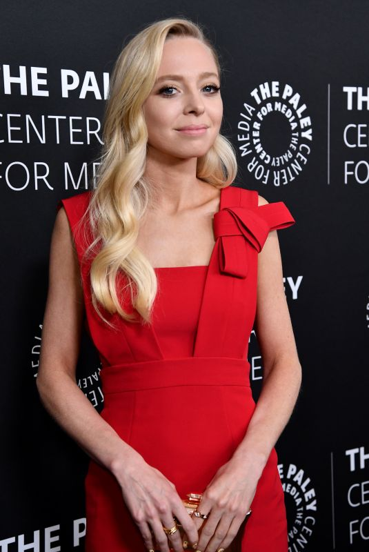 PORTIA DOUBLEDAY at Paley Women in TV Gala in Los Angeles 10/12/2017