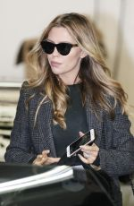 Pregnant ABIGAIL ABBEY CLANCY at ITV Studios in London 01/17/2071
