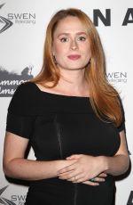 Pregnant KATIE PAXTON at UNA VIP Screening in New York 10/04/2017