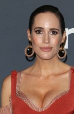 Pregnant LOUISE ROE at 2017 Instyle Awards in Los Angeles 10/23/2017
