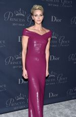 PRINCESS CHARLENE at Princess Grace Awards Gala in Hollywood 10/24/2017