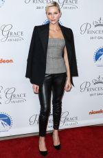 PRINCESS CHARLENE OF MONACO at Princess Grace Awards Gala in Hollywood 10/24/2017