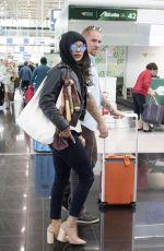 PRIYANKA CHOPRA at Fiumicino Airport in Rome 10/12/2017