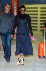 PRIYANKA CHOPRA at JFK Airport in New York 10/07/2017