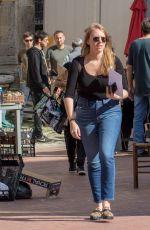 PRIYANKA CHOPRA on the Set of Quantico, Season 3 in Montepulciano 10/11/2017