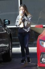 RACHEL BILSON Out and About in Los Angeles 10/25/2017