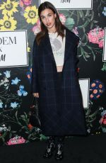 RAINEY QUALLEY at H&M x Erdem Runway Show & Party in Los Angeles 10/18/2017