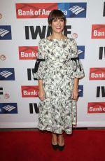 RASHIDA JONES at 2017 Courage in Journalism Awards in Hollywood 10/25/2017
