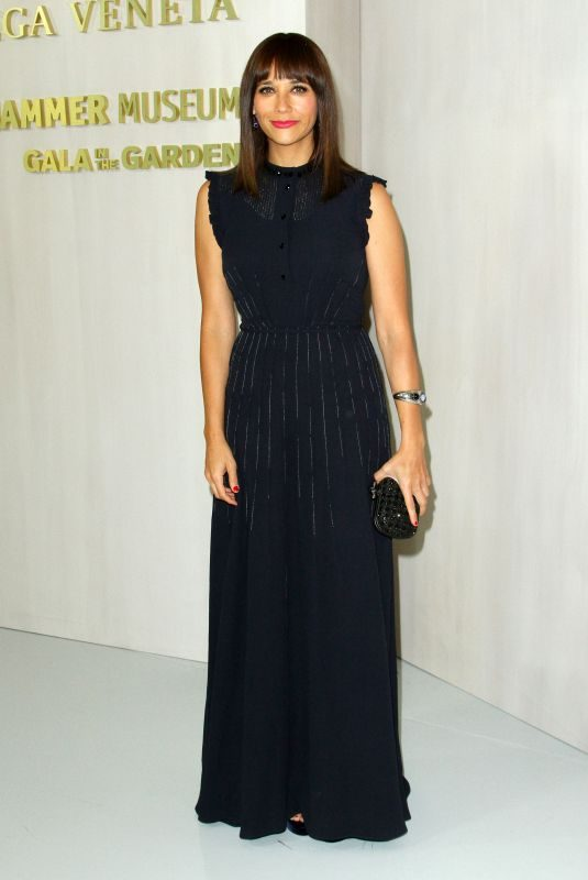 RASHIDA JONES at Hammer Museum Gala in the Garden Honoring Ava Duvernay in Los Angeles 10/14/2017