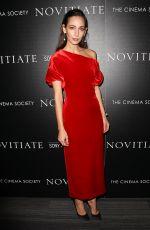 REBECCA DAYAN at Novitiate Screening in New York 10/26/2017
