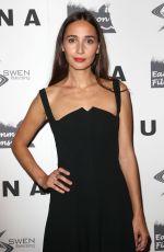 REBECCA DAYAN at UNA VIP Screening in New York 10/04/2017