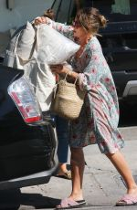 REBECCA GAYHEART Out Shopping in West Hollywood 10/06/2017