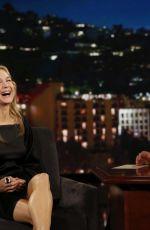 RENEE ZELLWEGER at Jimmy Kimme Live 10/11/2017