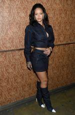 RIHANNA at Vogue