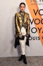 RILEY KEOUGH at Volez, Voguez, Voyagez: Louis Vuitton Exhibition Opening in New York 10/26/2017