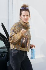 RILEY KEOUGH Out and About in Los Angeles 10/20/2017