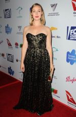 ROBIN MCLEAVY at 6th Annual Australians in Film Award and Benefit Dinner in Los Angeles 10/18/2017