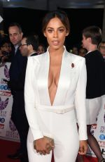 ROCHELLE HUMES at Pride of Britain Awards 2017 in London 10/30/2017