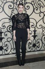 ROONEY MARA at Givenchy Fashion Show in Paros 10/01/2017