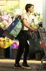 ROONEY MARA Shopping at Whole Foods in Los Angeles 10/27/2017