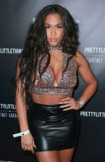 ROSA ACOSTA at Prettylittlething by Kourtney Kardashian Launch in Los Angeles 10/25/2017
