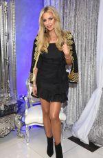 ROSANNA DAVISON at Beautique Beauty Studio Launch in Dublin 10/03/2017