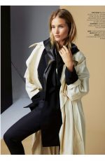 ROSIE HUNTINGTON-WHITELEY in The Sunday Time Style, October 2017
