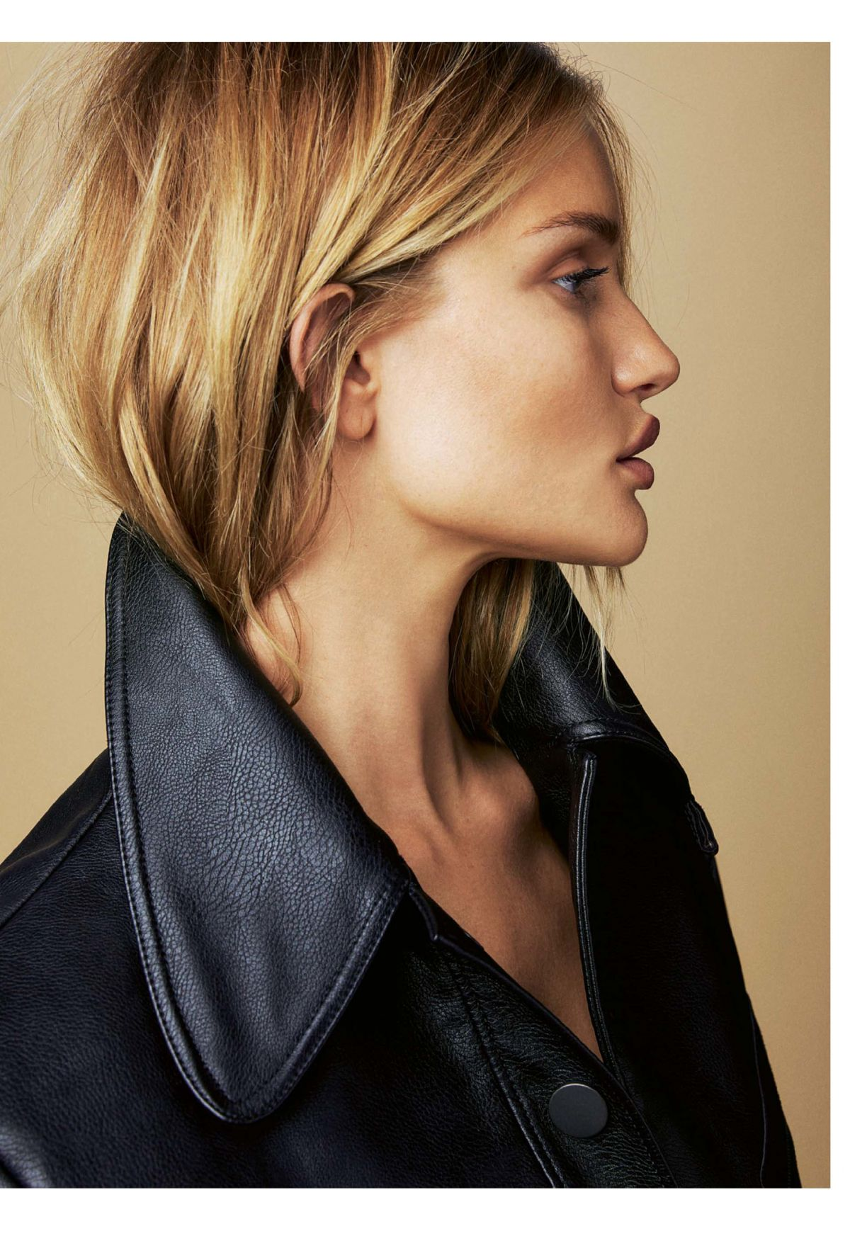 ROSIE HUNTINGTON-WHITELEY in The Sunday Time Style ...