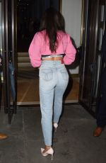 ROXIE NAFOUSI at Trafalgar St James Launch Party in London 10/18/2017