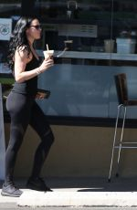 RUMER WILLIS in Tights Out in Los Angeles 10/06/2017