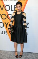 RUTH NEGGA at Volez, Voguez, Voyagez: Louis Vuitton Exhibition Opening in New York 10/26/2017