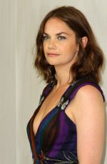 RUTH WILSON at Hammer Museum Gala in the Garden Honoring Ava Duvernay in Los Angeles 10/14/2017
