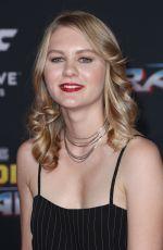 RYAN SIMPKINS at Thor: Ragnarok Premiere in Los Angeles 10/10/2017