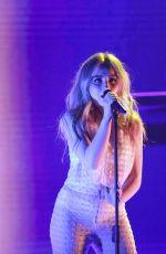SABRINA CAPRENTER Performs at Tonight Show Starring Jimmy Fallon in New York 10/24/2017