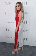 SABRINA CARPENTER at Elle Women in Hollywood Awards in Los Angeles 10/16/2017