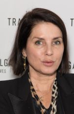 SADIE FROST at Trafalgar St James Launch Party in London 10/18/2017
