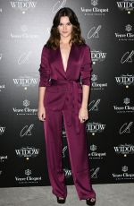 SAI BENNETT at Veuve Clicquot Widow Series VIP Launch Party in London 10/19/2017