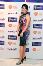 SAM QUEK at WellChild Awards in London 10/16/2017