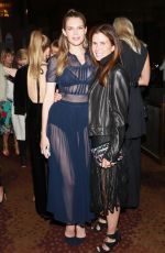 SARA and ERIN FOSTER Bumble Bizz Dinner in New York 10/19/2017