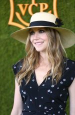 SARAH CHALKE at 8th Annual Veuve Clicquot Polo Classic in Los Angeles 10/14/2017