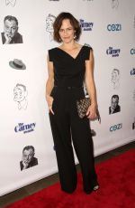 SARAH CLARKE at 3rd Annual Carney Awards in Los Angeles 10/29/2017