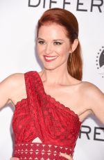 SARAH DREW at Same Kind of Different As Me Premiere in Los Angeles 10/12/2017
