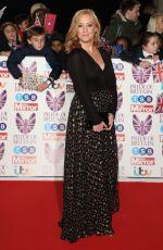 SARAH-JANE MEE at Pride of Britain Awards 2017 in London 10/30/2017