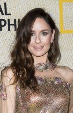 SARAH WAYNE CALLIES at TheLong Road Home Premiere in Los Angeles 10/30/2017