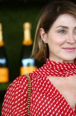SASHA ALEXANDER at 8th Annual Veuve Clicquot Polo Classic in Los Angeles 10/14/2017