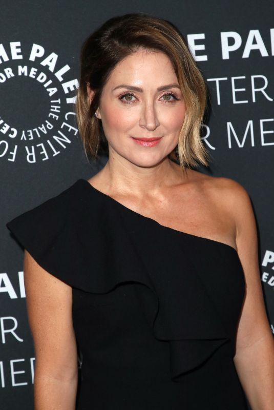 SASHA ALEXANDER at Paley Women in TV Gala in Los Angeles 10/12/2017