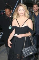 SASHA PIETERSE Arrives at Good Morning America in New York 10/17/2017